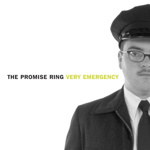"The Promise Ring ""Very Emergency"" LP"