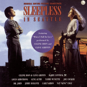 "Various Artists ""Sleepless in Seattle (Original Motion Picture Soundtrack)"" LP (""Red Valentine"" Vinyl)"