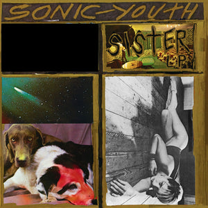 "Sonic Youth ""Sister"" LP"