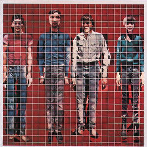 "Talking Heads ""More Songs About Buildings and Food"" LP (Red Vinyl)"