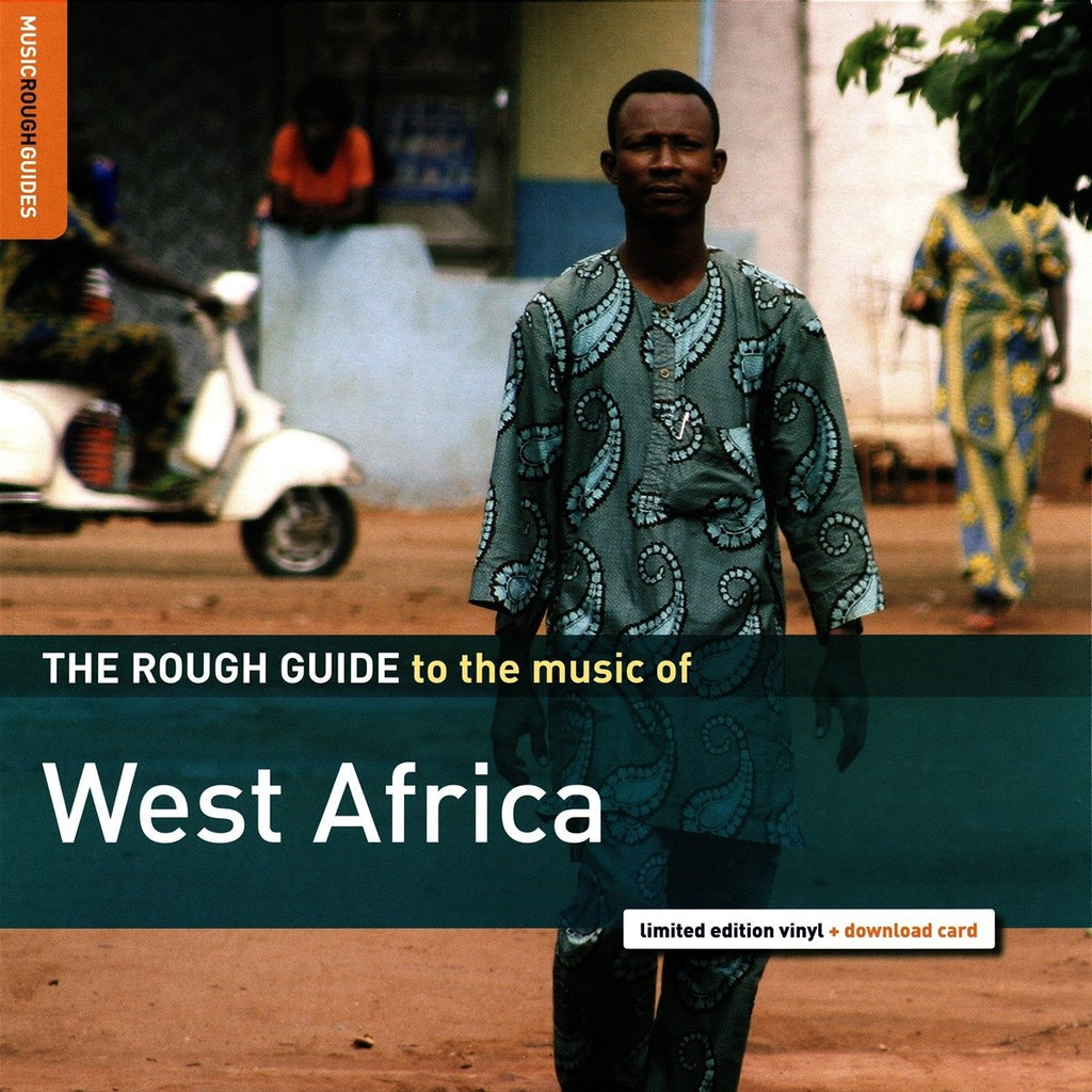 "Various Artists ""The Rough Guide to the Music of West Africa"" LP"