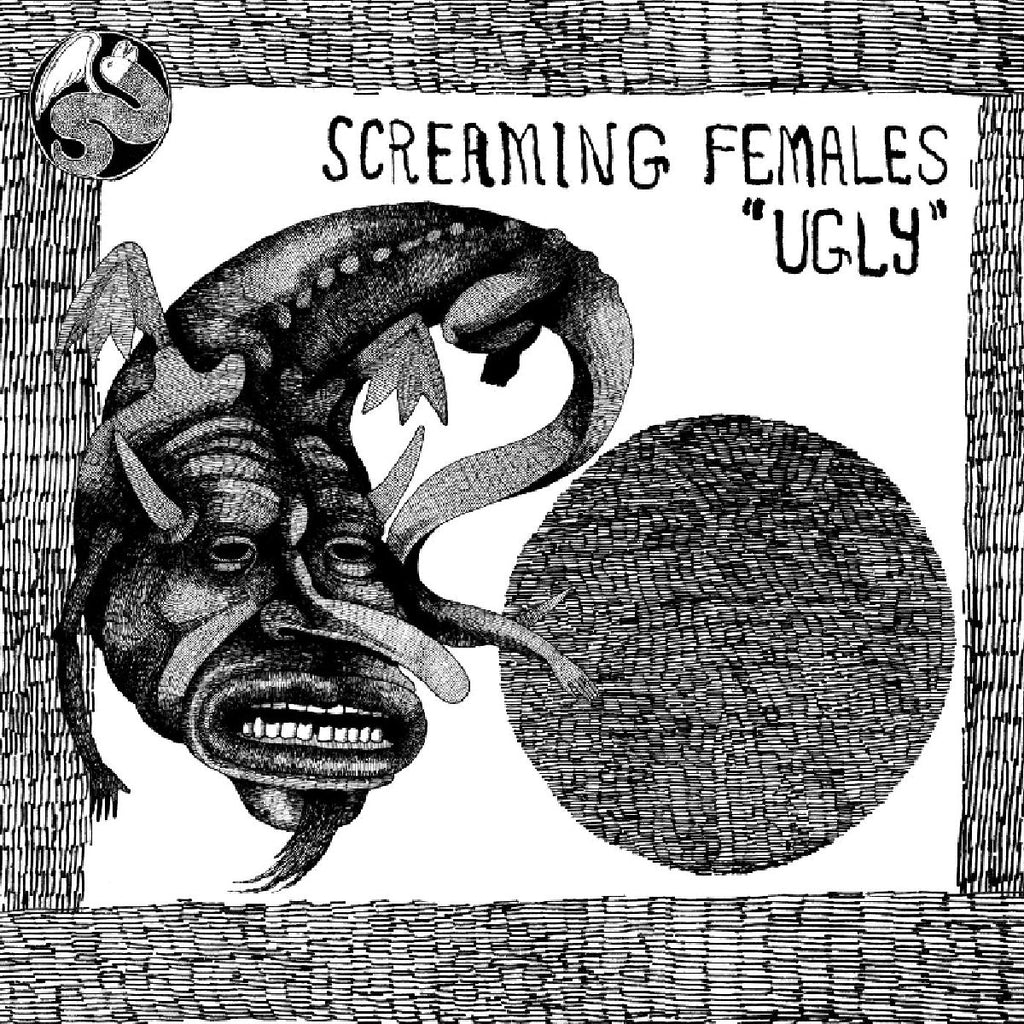 "Screaming Females ""Ugly"" 2xLP"