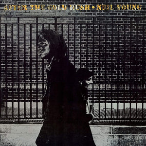 "Neil Young ""After the Gold Rush"" LP (Yellow Vinyl)"