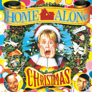 "Various Artists ""Home Alone Christmas"" LP (Red Vinyl)"