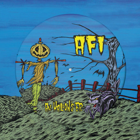 "AFI ""All Hallows (20th Anniversary Edition)"" 10"" (Picture Disc)"