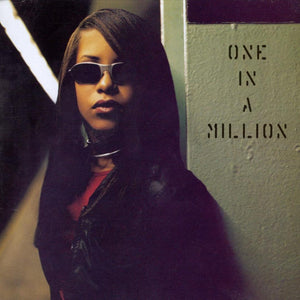 "Aaliyah ""One in A Million"" 2xLP"