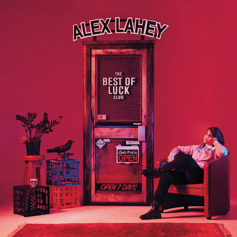 "Alex Lahey ""The Best of Luck Club"" LP"