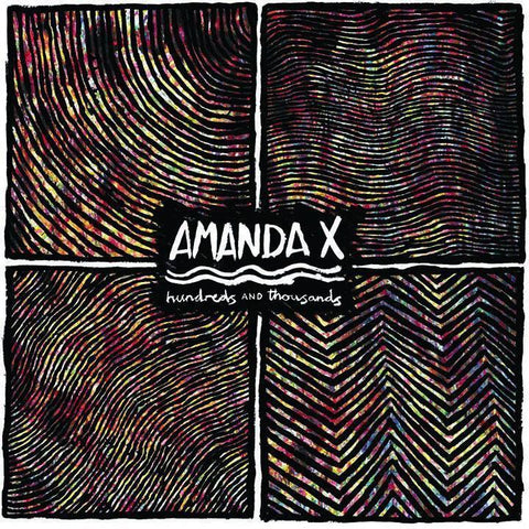 "Amanda X ""Hundreds and Thousands"" 7"""