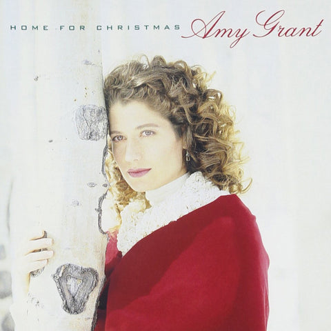 "Amy Grant ""Home for Christmas"" LP"