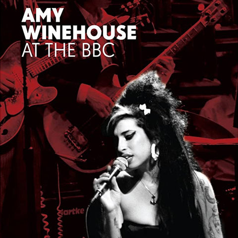 "Amy Winehouse ""At the BBC"" LP"
