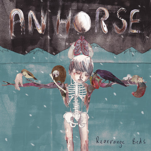 "An Horse ""Rearrange Beds"" LP"