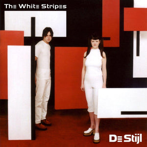 "The White Stripes ""De Stijl"" LP"