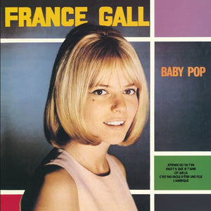 "France Gall ""Baby Pop"" LP"