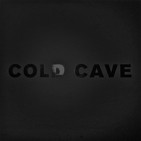 "Cold Cave ""Black Boots"" 7"""