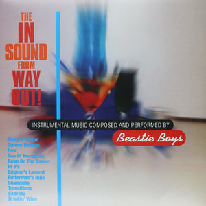 "Beastie Boys ""The In Sound From Way Out!"" LP"