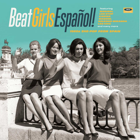 "Various Artists ""Beat Girls Español! 1960s She-Pop From Spain"" LP (Color Vinyl)"