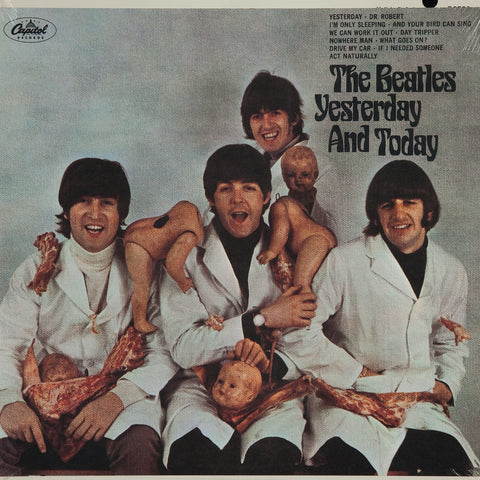 "The Beatles ""Yesterday and Today (Mono)"" LP"