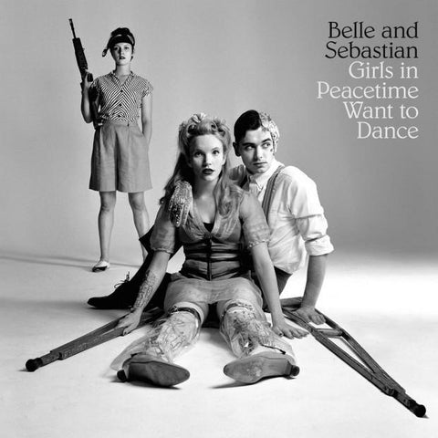 "Belle and Sebastian ""Girls in Peacetime Want to Dance"" 2xLP"