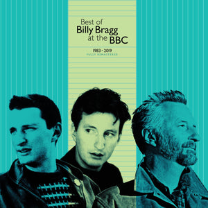 "Billy Bragg ""Best of Billy Bragg at the BBC 1983-2019"" 3xLP"