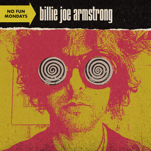 "Billie Joe Armstrong ""No Fun Mondays"" LP (Baby Blue Vinyl)"