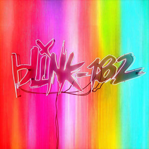 "Blink-182 ""Nine"" LP"