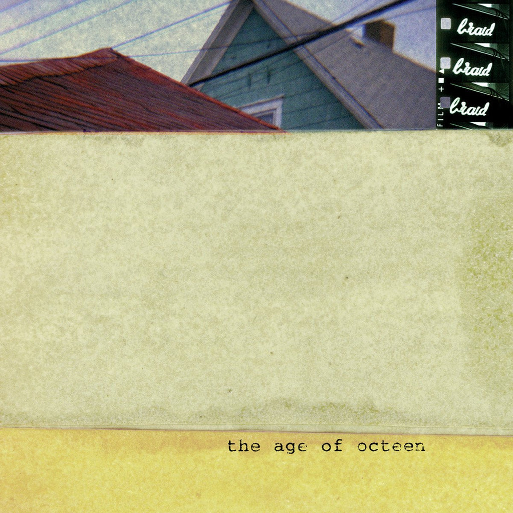 "Braid ""The Age of Octeen"" LP"
