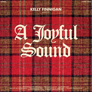 "Kelly Finnigan ""A Joyful Sound"" LP (Spruce Green Vinyl)"