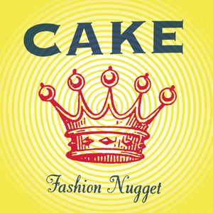 "Cake ""Fashion Nugget"" LP (Orange Vinyl)"