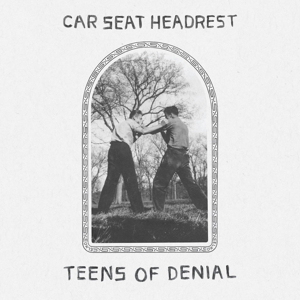 "Car Seat Headrest ""Teens of Denial"" 2xLP"