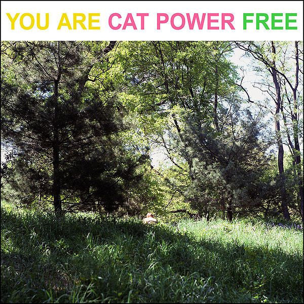 "Cat Power ""You Are Free"" LP"