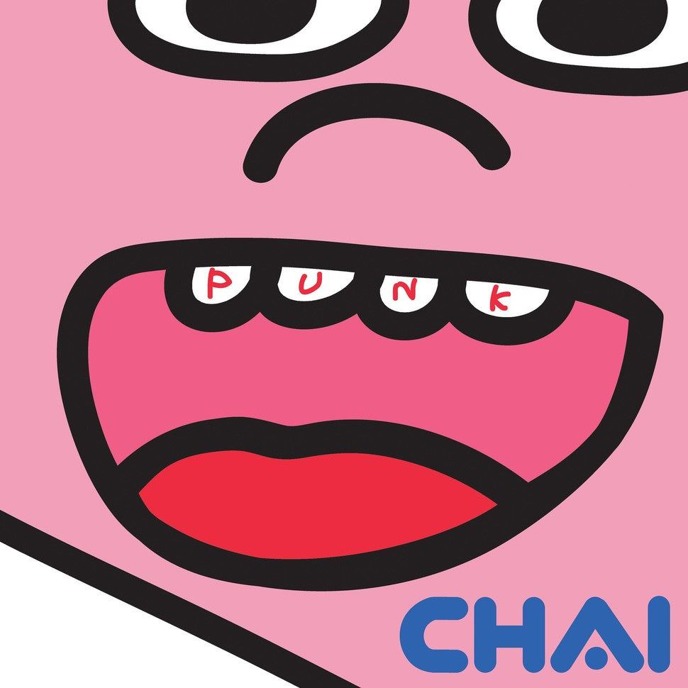 "Chai ""Punk"" LP"