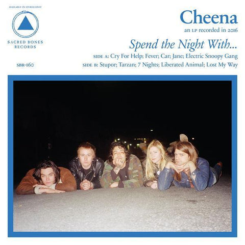 "Cheena ""Spend The Night With..."" LP"