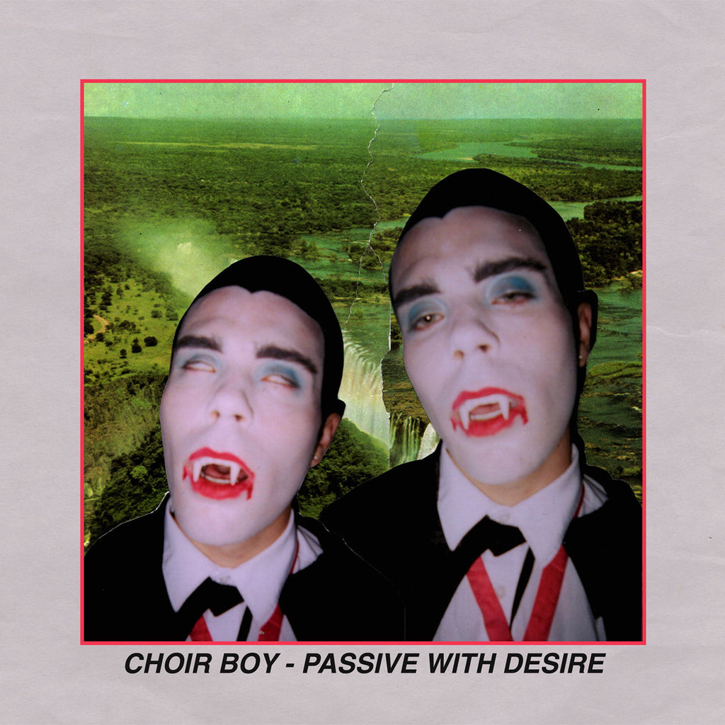 "Choir Boy ""Passive With Desire"" LP"