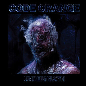 "Code Orange ""Underneath"" LP (Clear + Splatter Vinyl)"