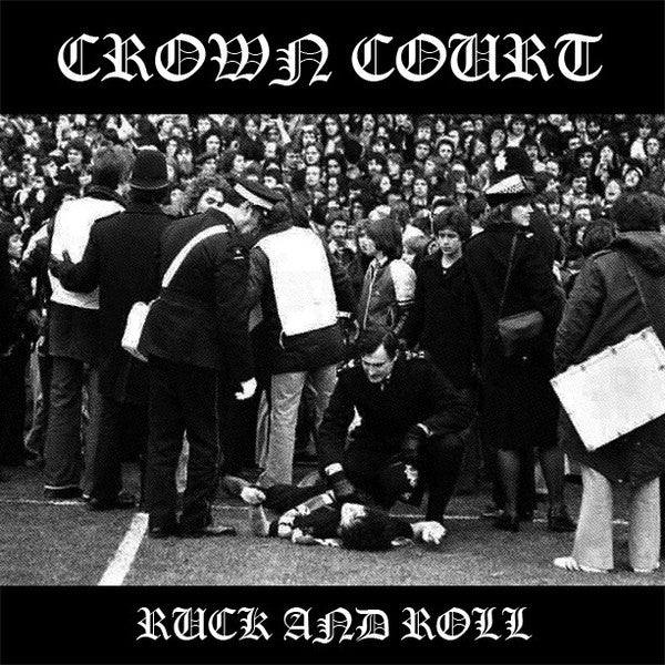 "Crown Court ""Ruck and Roll"" 7"""