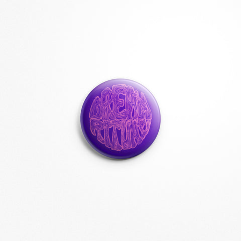 "Dream Ritual ""Logo"" 1"" Button"