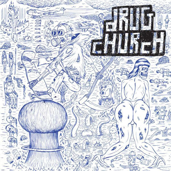 "Drug Church ""s/t"" 7"""