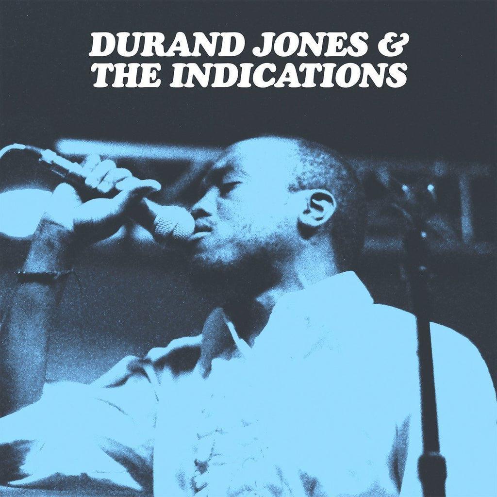 "Durand Jones & The Indications ""s/t"" LP"