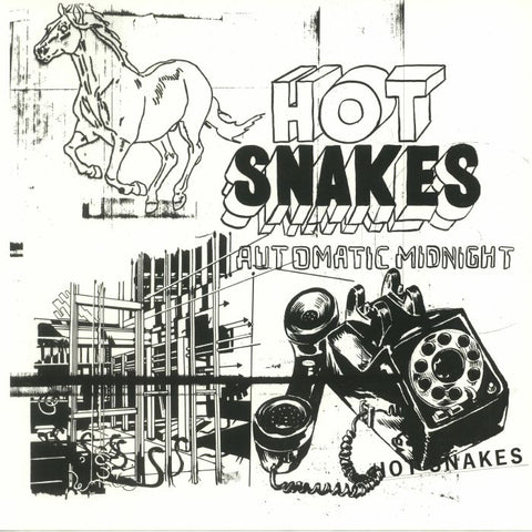 "Hot Snakes ""Automatic Midnight"" Reissue LP"