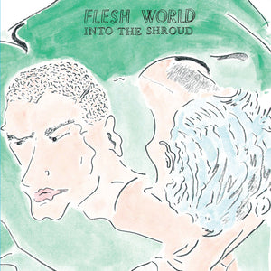"Flesh World ""Into The Shroud"" LP"