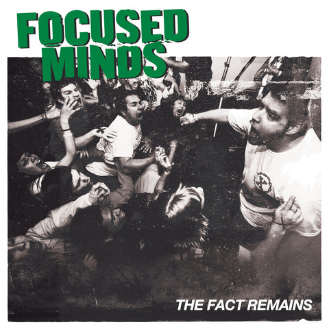 "Focused Minds ""The Fact Remains"" CD"