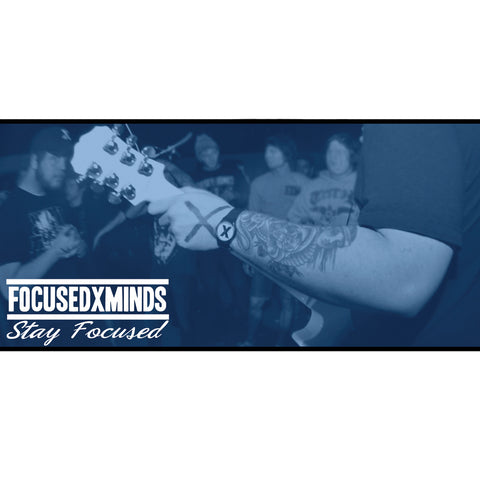 "Focused Minds ""Stay Focused"" 7"""