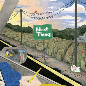 "Frankie Cosmos ""Next Thing"" LP"