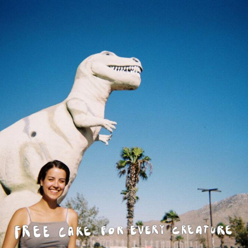 "Free Cake For Every Creature ""Talking Quietly of Anything With You"" LP"