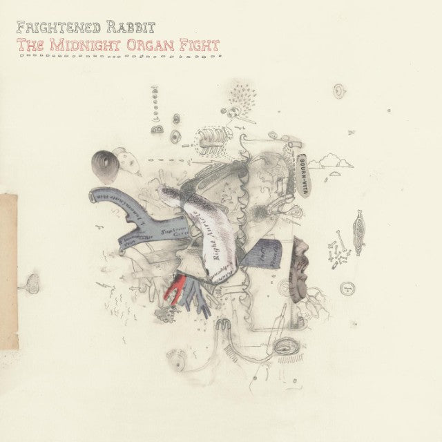 "Frightened Rabbit ""The Midnight Organ Fight"" LP"