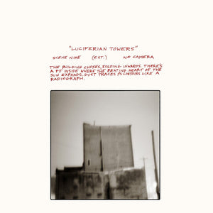 "Godspeed You! Black Emperor ""Luciferian Towers"" LP"