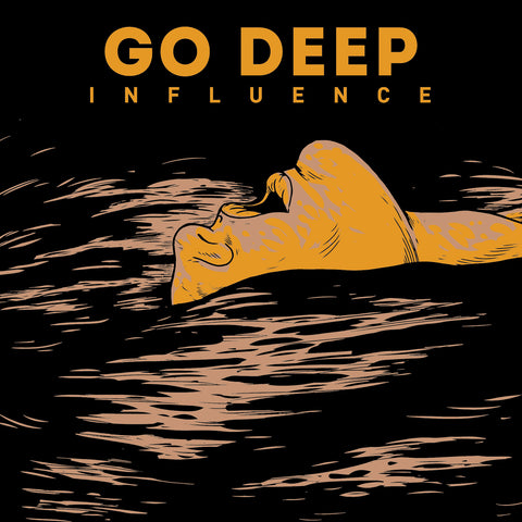 "Go Deep ""Influence"" CD/Tape"