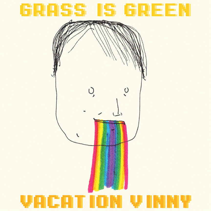 "Grass is Green ""Vacation Vinny"" LP"