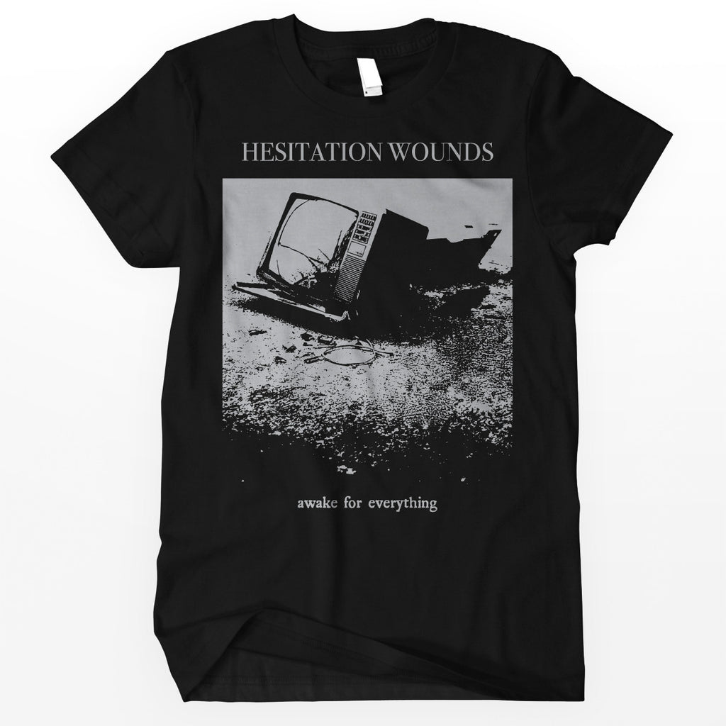 "Hesitation Wounds ""Television"" Shirt"