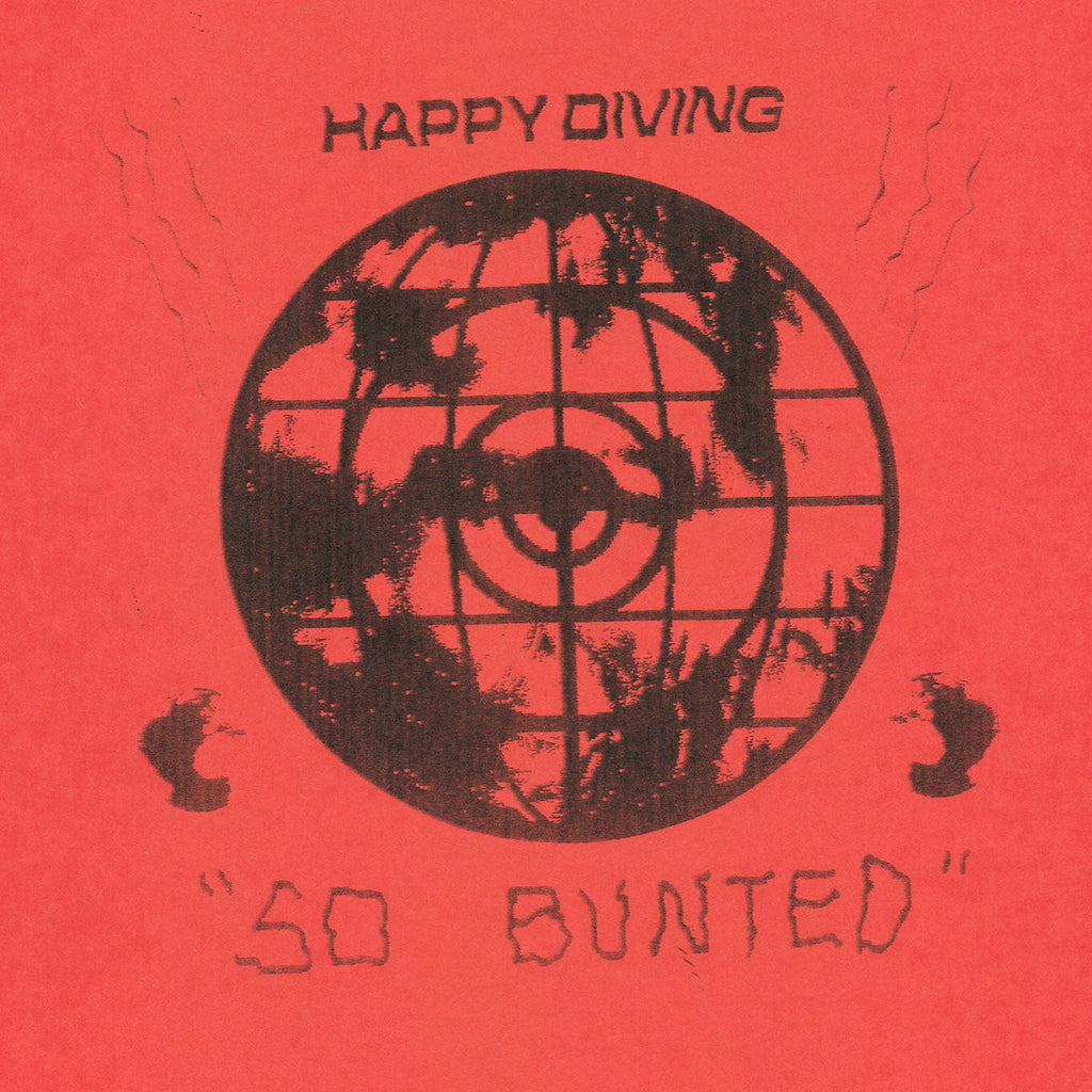 "Happy Diving ""So Bunted"" 7"""